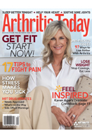 Arthritis Today Cover